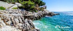 Beach Rastića - Okrug Gornji - Island Čiovo - Dalmatia - Split - Croatia