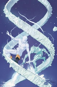 Iceman by Paulo Rivera