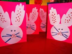 Προσχολική Παρεούλα : Κατασκευές για το Πάσχα !!!
