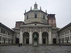 San Lorenzo, Milano, kraj 4., poč. 5. st. - Teodozije