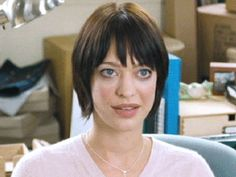 Cute bob (Mia from Love Actually)
