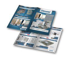 Diseño de Diptico para EMABRE
