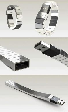 Bracelet USB   / TechNews24h.com