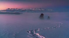 the high tatras High Tatras, Tatra Mountains, Blue Hour, Wallpaper S, Relax, River, Explore, Nature, Photography