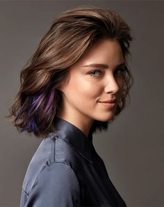 Glamorous Hair, Mid Length Hair, Medium Hair Cuts, Hair Lengths, Hair Makeup, Hair Styles, Pretty, Images, Vanity