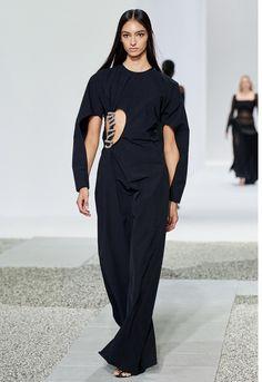 Christopher Esber, Fashion Show, Australia, Runway, Vogue, Model, Beauty, Cat Walk, Walkway