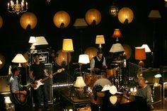 Have you seen the stage setup for the Fray's concert at Webster Hall in New York? It's an awesome, unconventional approach that could be easily used in a small-to-medium sized church ve…