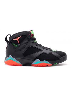 premium selection 8267d 7ea3b Air Jordan 7 Retro 30th Barcelona Nights Black Infrared 23 Bl Grpht Rtr  705350 007