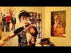 This is AMAZING! Without You - David Guetta - Jun Sung Ahn Violin Cover