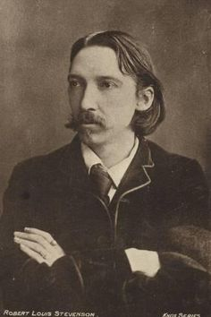 Scottish novelist and poet, Robert Louis Stevenson, ranks among the 30 most translated authors in the world. His well known works include Treasure Island, Kidnapped and The Strange Case of Dr. Romance, English Novels, Jekyll And Mr Hyde, Science Fiction, Book Authors, Books, Stieg Larsson, Essayist, Robert Louis Stevenson