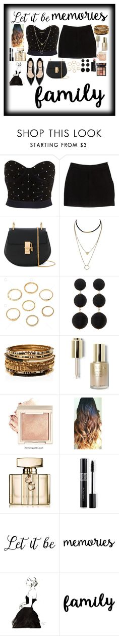 """Без названия #1777"" by gazieva-dinara ❤ liked on Polyvore featuring Haider Ackermann, Chloé, Cara Accessories, Amrita Singh, Stila, Gucci, Arbonne, Christian Dior and Charlotte Tilbury"