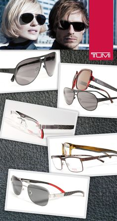 e99666aaca Tumi Eyewear Technical Innovation