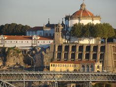 Mosteiro da Serra do Pilar. Porto