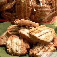 mogyorós szegfűszeges keksz
