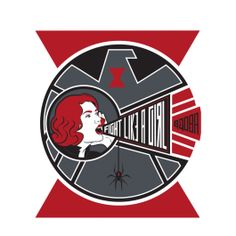 Inspired by Russian Constructivism, this design is a shout out to a kick-ass lady who fights like a girl and fights tough.
