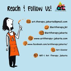 Follow us! #arttherapy #arttherapyjakarta