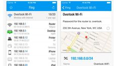 Manage your wireless network right from your smartphone....   see who's  'using'   your Wi-Fi