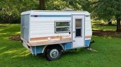 1980 Sunline Sunspot miniature camper