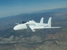 Scaled composites , MODEL 151: ARES