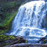 Tumalo Falls to Happy Valley---Duration: 4 hours Length: 8 miles