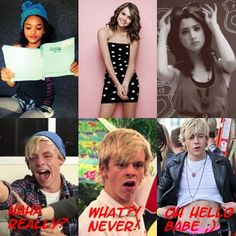 laura marano and ross lynch holding hands - Google Search
