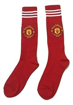 Manchester United Youth/Kids Soccer Socks, 2015 Amazon Top Rated Soccer #Toy