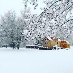Tiny House Big Farm – a tiny farm house in Easley, South Carolina | pinned by haw-creek.com
