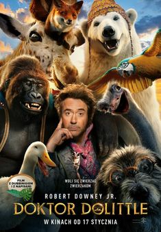 best movies for kids 2020 dolittle robert downey jr Michael Sheen, Dr Dolittle, Robert Downey Jr., Movies To Watch, Good Movies, New Kids Movies, Famous Movies, Netflix, Reine Victoria