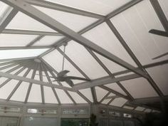 Roof Blinds for white uPVC conservatory Conservatory Roof Blinds, Blinds For Windows, Outdoor Gear, Tent, Photo Galleries, Gallery, Shades For Windows, Store, Tentsile Tent