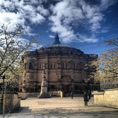 University of Edinburgh, McEwan Hall