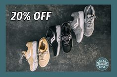 """Take 20% Off The Saucony Grid 9000 """"Premium"""" Pack!"""