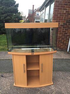 Juwel vision 180 Aquarium Tank Plus cabinet in Beech in Pet Supplies, Fish & Aquarium, Aquariums | eBay