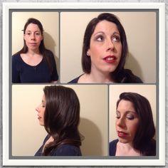 Hair and Makeup by Jess Mac Wedding Hair And Makeup, Hair Makeup, Wedding Hairstyles, Braids, Mac, Blush, Bang Braids, Cornrows, Braid Hairstyles