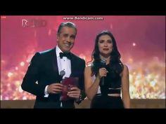 Ana María Orozco y Jorge Enrrique Abello- Premios Tv Y Novelas 2016