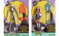 Giocattoli horror hasbro nightmare before christmas 1993