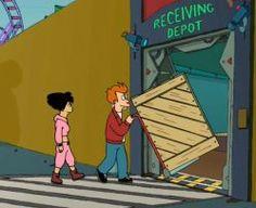 Futurama Christmas Episodes.Futurama S02e04 Xmas Story Fave Snaps From Cool Tv Shows