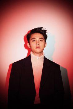 EXO 5th Album Repackage LOVE SHOT Kai Type-A Photo Card K-POP 41