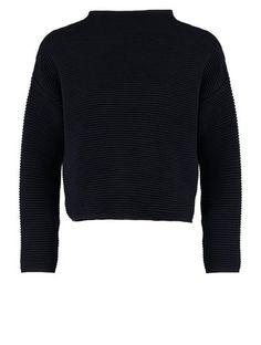 Topshop Sweter navyblue