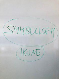 Symbolisch - Icone
