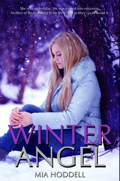 Winter Angel by Mia Hoddell.