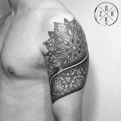 Tattoo Hombre Mandalas Ideas For 2019