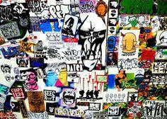 Stickers  Vandalog – A Street Art Blog » Brass Knuckle Crew presents 2nd East Coast Sticker Show in Bushwick, Brooklyn