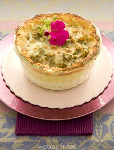Pastel de verduras 'Mondieumondieu'