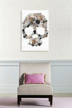 Sticks & Stones Canvas Art by Oliver Gal Gallery on @HauteLook