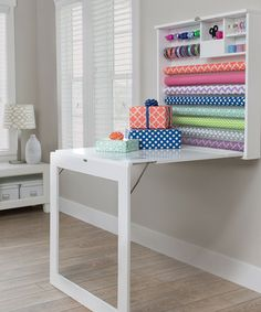 Love this Fold Down Gift Wrap Table by We R Memory Keepers on #zulily! #zulilyfinds