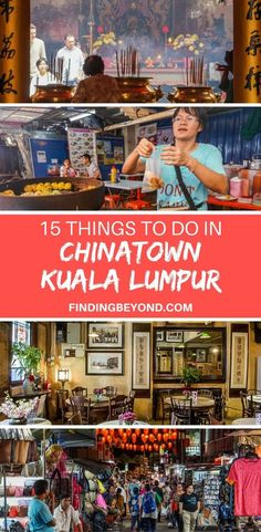 Check out or top 15 things to do in Chinatown Kuala Lumpur, from ancient temples to the bustling markets and food, it's all here, and more! #kualalumpur #chinatown #bestofkualalumpur #bestofchinatown #malaysia #kualalumpurHighlights #malaysiahighlights #malaysiamarkets #asia