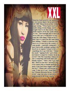 nicki minaj Hot 97, I Saw, Nicki Minaj, Growing Up, Interview, T Shirts For Women, Female