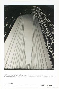 Steichen- George Washington Bridge