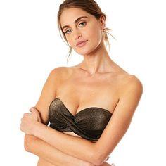 e3544c83c4 Haut De Maillot De Bain 2 Pieces Femme Brillant Marthe Kerios Bonnet C -  Taille :