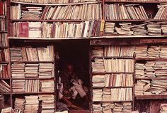 I'd be ok living surrounded by books like this